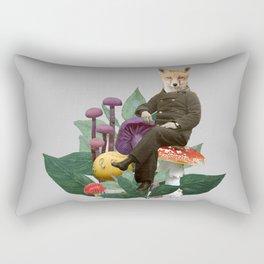Amanita muscaria Rectangular Pillow