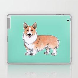 Pembroke Welsh Corgi dog Laptop & iPad Skin