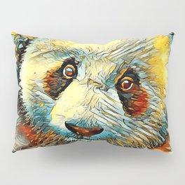 AnimalArt_Panda_20170601_by_JAMColorsSpecial Pillow Sham