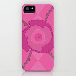 Rose's War Flag iPhone Case