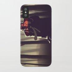 Sin City woods iPhone X Slim Case