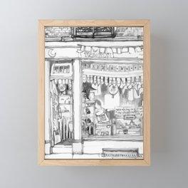 Nomads Framed Mini Art Print
