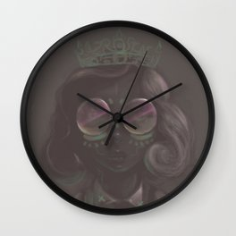 Crown to Glow Wall Clock
