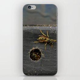 Yellow Jackets iPhone Skin