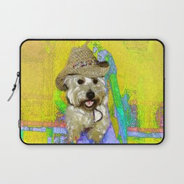 West Highland White Terrier - Ready To Go? Laptop Sleeve