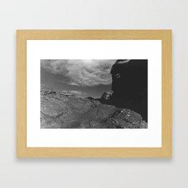 Pew Tor Dartmoor  Framed Art Print