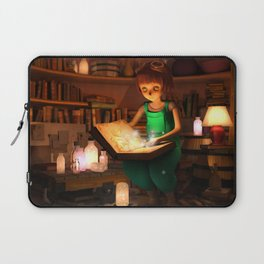 Lily's Magic Room Laptop Sleeve