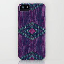 Kaleidoscope Eyes iPhone Case