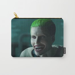 Joker Leto Carry-All Pouch