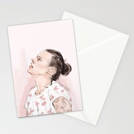 Harry Flamingo Stationery Cards