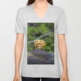 Fungal remains Unisex V-Neck