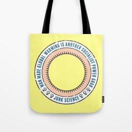 Junk Science Power Grab Tote Bag