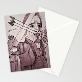 Marksman by Double R Stationery Cards
