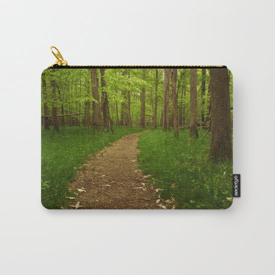 Walk in the Woods II Carry-All Pouch
