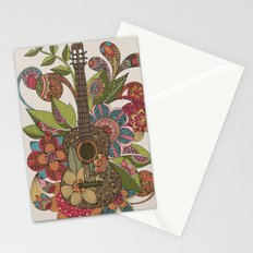 Ever Guitar Stationery Cards