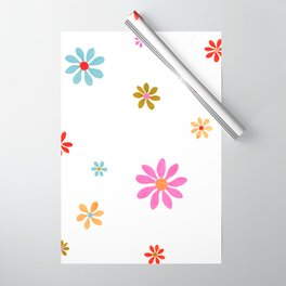 PaintedDaisies Wrapping Paper