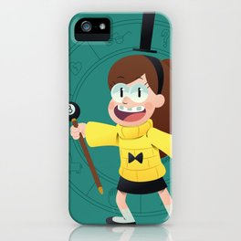 Grunkle Mabill iPhone Case