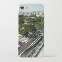 barcelona iPhone & iPod Cases featuring Barcelona by jmdphoto