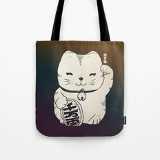 FORTUNE CAT Tote Bag