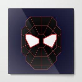 The Ultimate Sp1derman - Miles Morales Metal Print