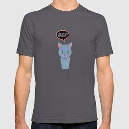 cat -Alice T-shirt