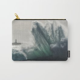 Launching Seas Carry-All Pouch