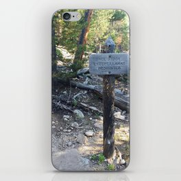 Llamas Only iPhone Skin