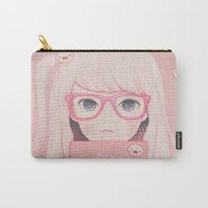 「Gamegirl Girl」  Carry-All Pouch