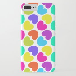 Young hearts iPhone Case