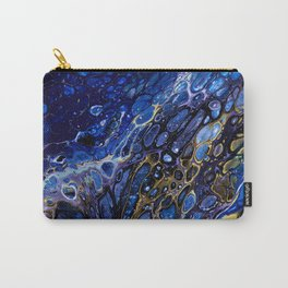River Electric Blue Carry-All Pouch