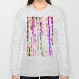 Spring Colorful Sugarcane Long Sleeve T-shirt
