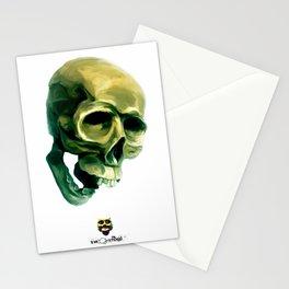 MODAL SKULL Stationery Cards