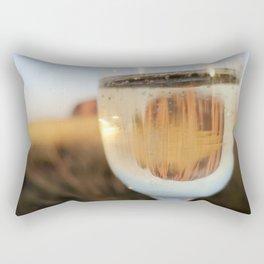 Cheers to Uluru Rectangular Pillow