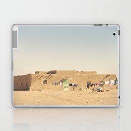 Moroccan Dar in Orange Laptop & iPad Skin