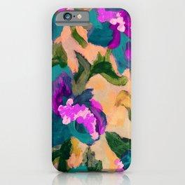Sweet Sun (Flower Variation 2) iPhone Case