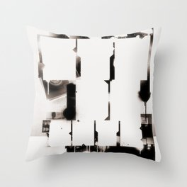 SYN_03 Throw Pillow