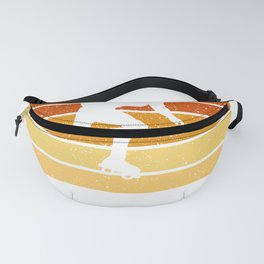 Funny Roller Derby Is My Therapy Fanny Pack