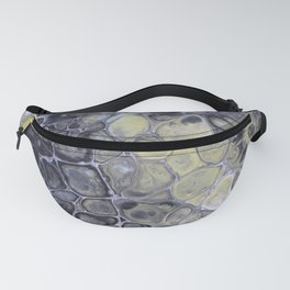 Shadowy Cells Fanny Pack