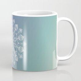 Jellyfish mandala Coffee Mug