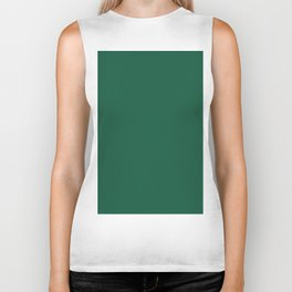 Simply Forest Green Biker Tank