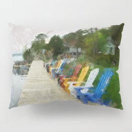 Sitting Pretty Pillow Sham