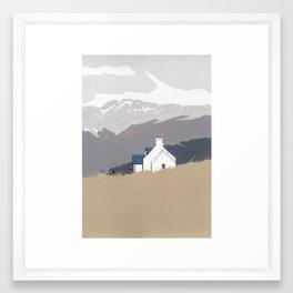 Wilder Framed Art Print