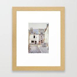 Kervalet Framed Art Print