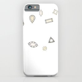 June Birthstone iPhone Case