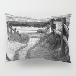 Beach Path Pillow Sham