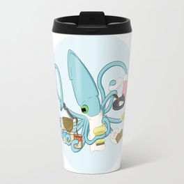 Diner Squid Travel Mug