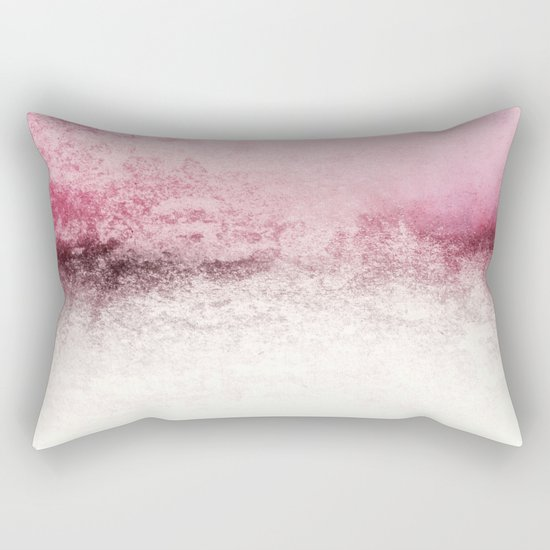 SNOWDREAMER PINK  Rectangular Pillow