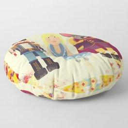 Nutcracker Floor Pillow