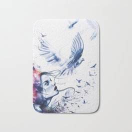 Hope Awakens Bath Mat