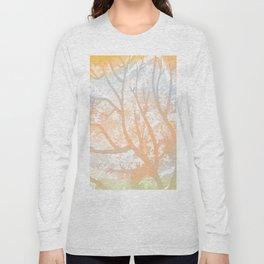 Autumn Leaves - Pastels Long Sleeve T-shirt